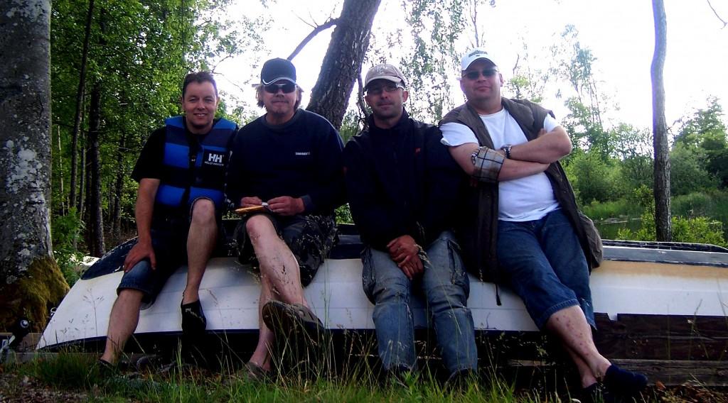 Schweden-Angler