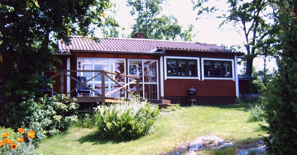 BOLMEN-TROLLING 2005 Smaland Ferienhaus in Tannåker