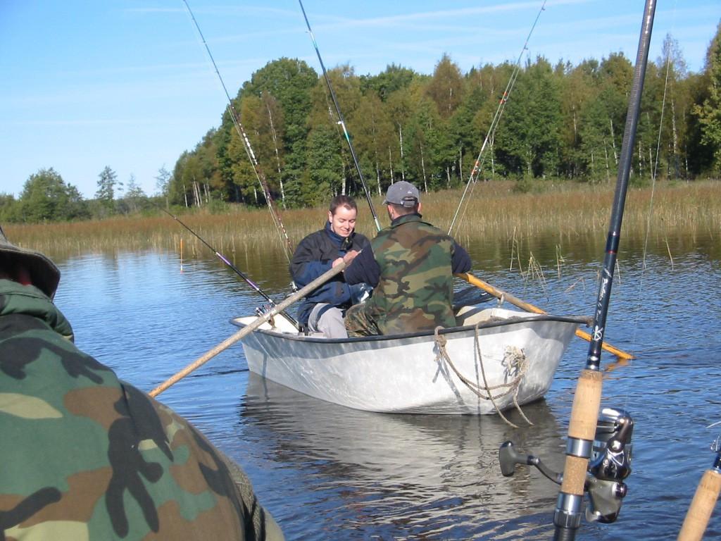 KÖSEN-TROLLING 2003 Motorboot Ruderboot