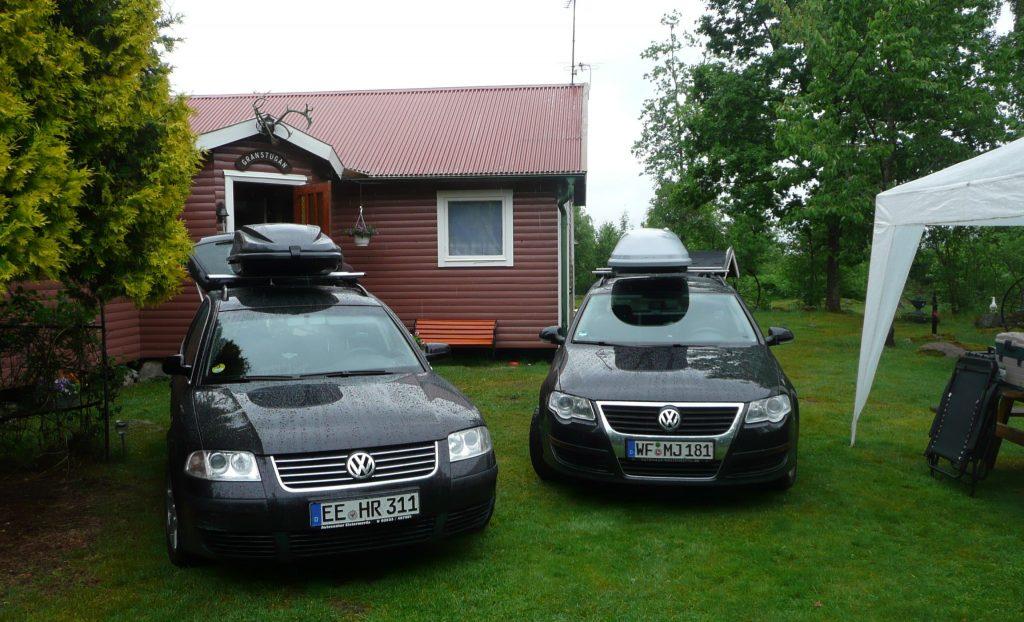 ÅSNEN-TROLLING 2011, Sirkon, Borgon, Granstugan
