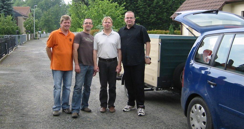 ÖRESJÖN-TROLLING 2009