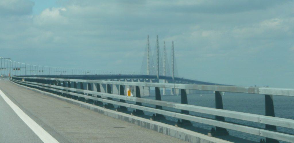ÅSNEN-TROLLING 2012, öresund-Brücke Urshult Smaland Zander Hecht schleppen