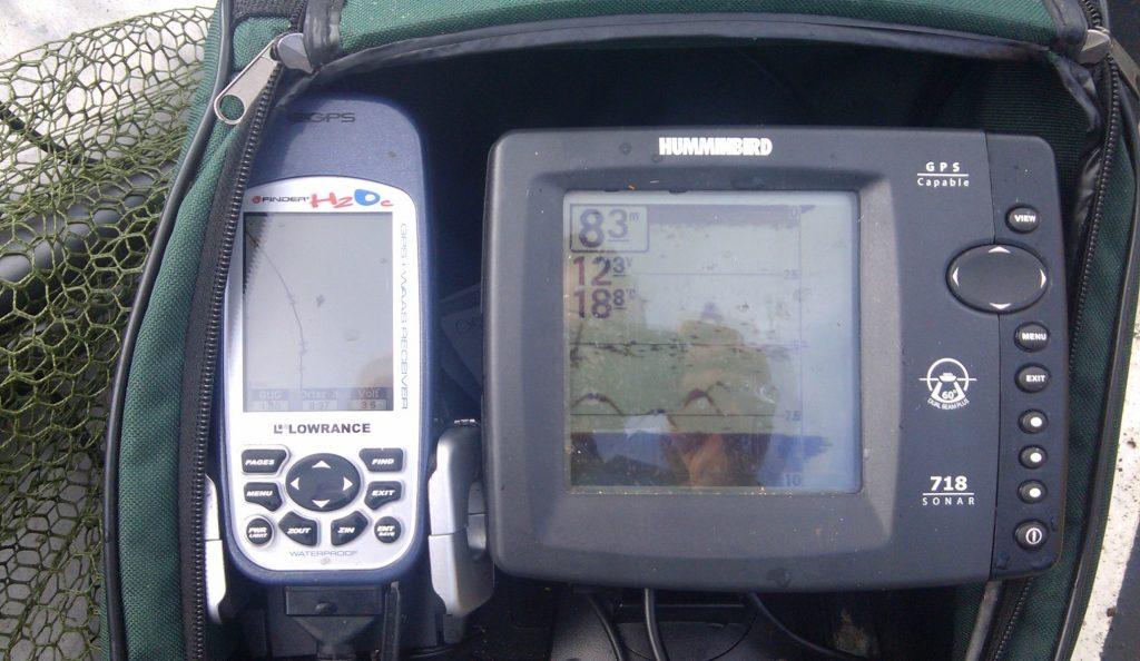 ÅSNEN-TROLLING 2013 Echolot GPS Lowrance Humminbird Fischsicheln Zander