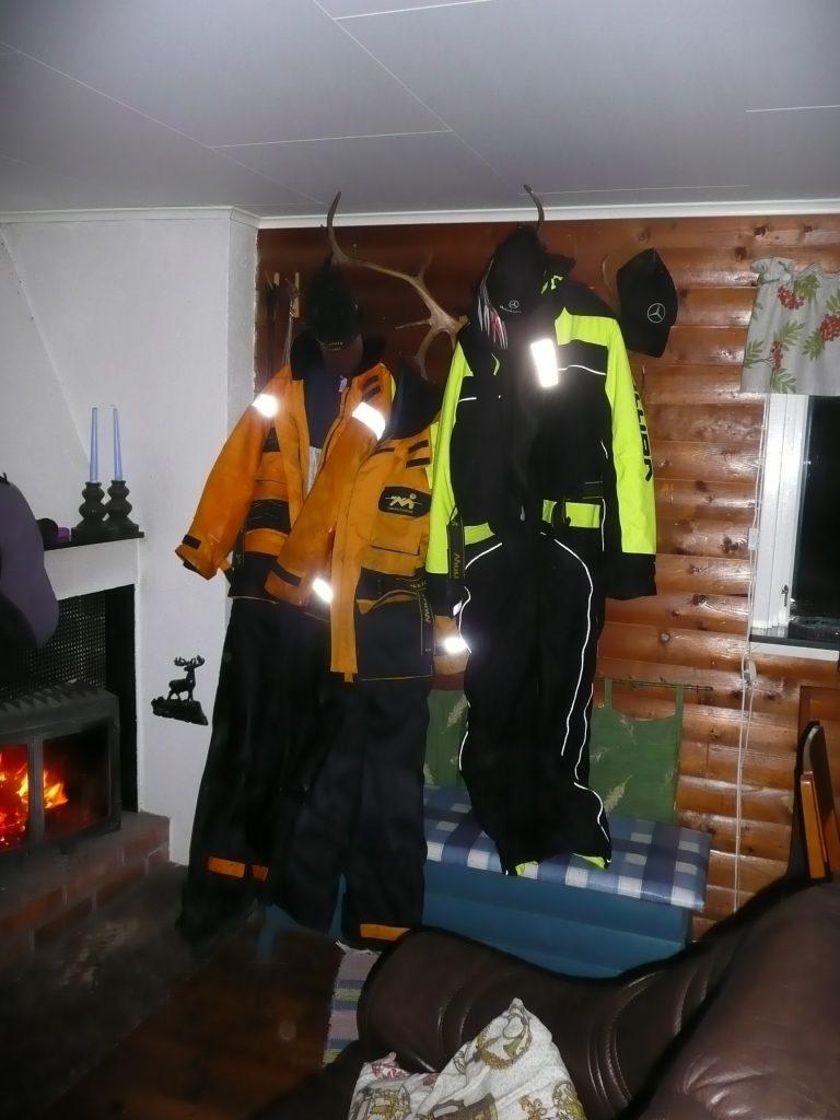 ÅSNEN-TROLLING 2013 Granstugan Floating-Anzug Mullion Sirkön Borgön