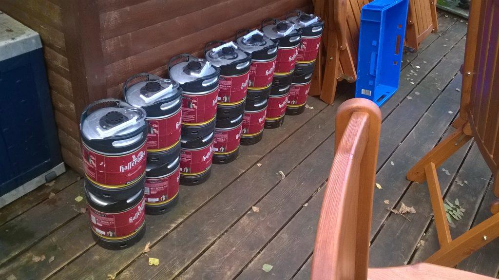 ÖRESJÖN-TROLLING 2014/2015 Bier perfect draft Hasseröder
