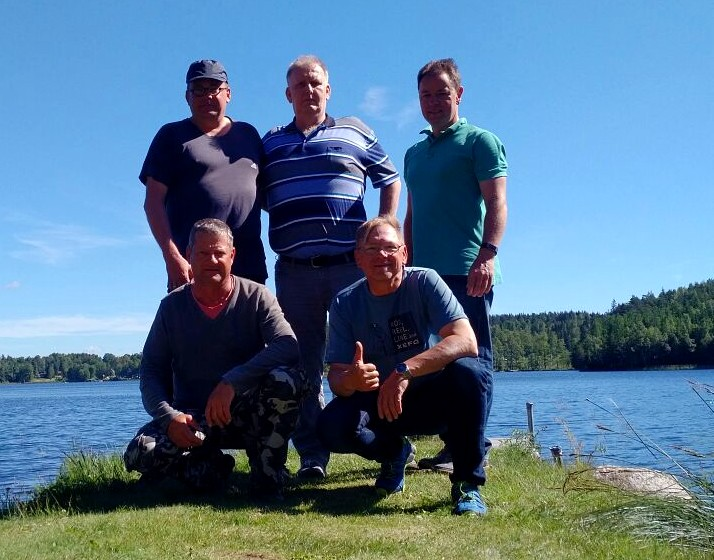 Nömmen-Trolling 2017 team crew