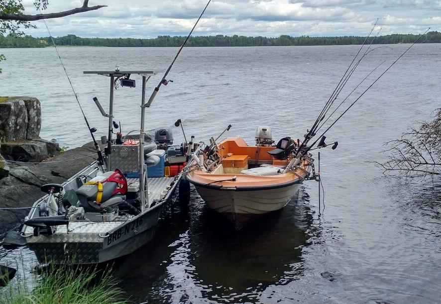 Nömmen-Trolling 2017 Trollingboot Boot Angelboot