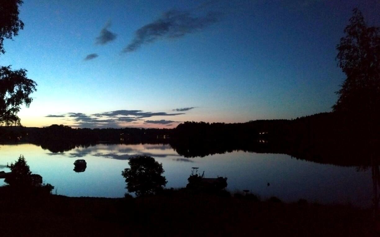 Nömmen-Trolling 2017, sunrise Sonnenaufgang